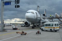 Große Flughafentour im Mai 2016