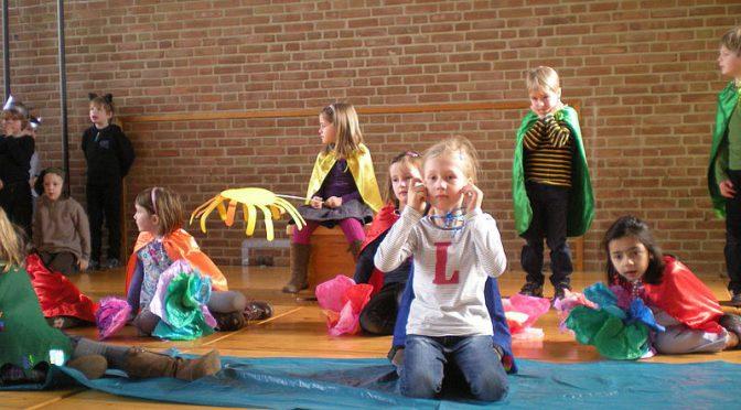 Kooperation Kita und Grundschule