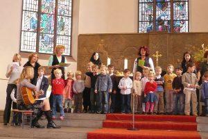 Familiengottesdienst zum Erntedankfest