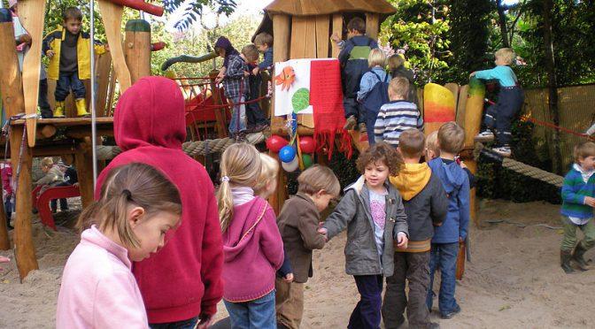 Kindertagesstätte I - Leerbachstraße 18