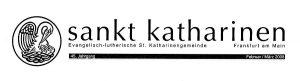St. Katharinen - Gemeindezeitung