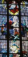 Glasfenster von Charles Crodel