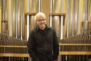 Orgelmusik mit Organist Prof. Martin Lücker