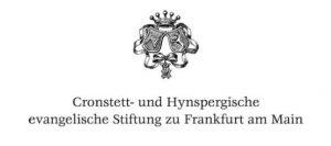 Cronstett-und Hynspergische evangelische Stiftung zu Frankfurt am Main